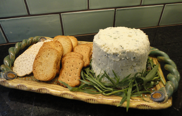 herbed cheese spread | creative gift ideas & news at catching ...