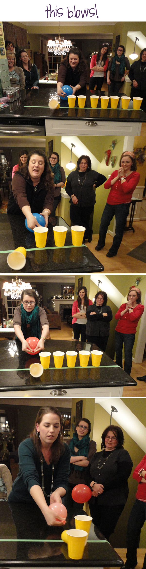 Minute To Win It Party Creative Gift Ideas Amp News At