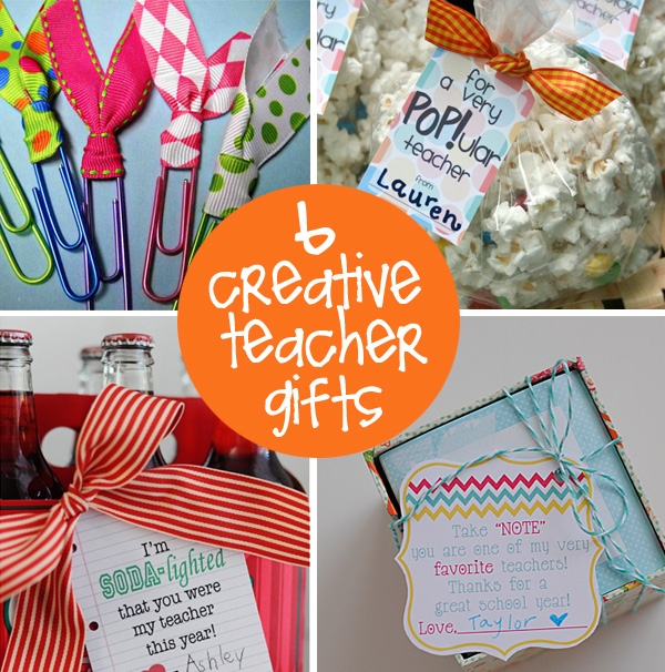 Teacher Appreciation Gift Ideas Creative Gift Ideas