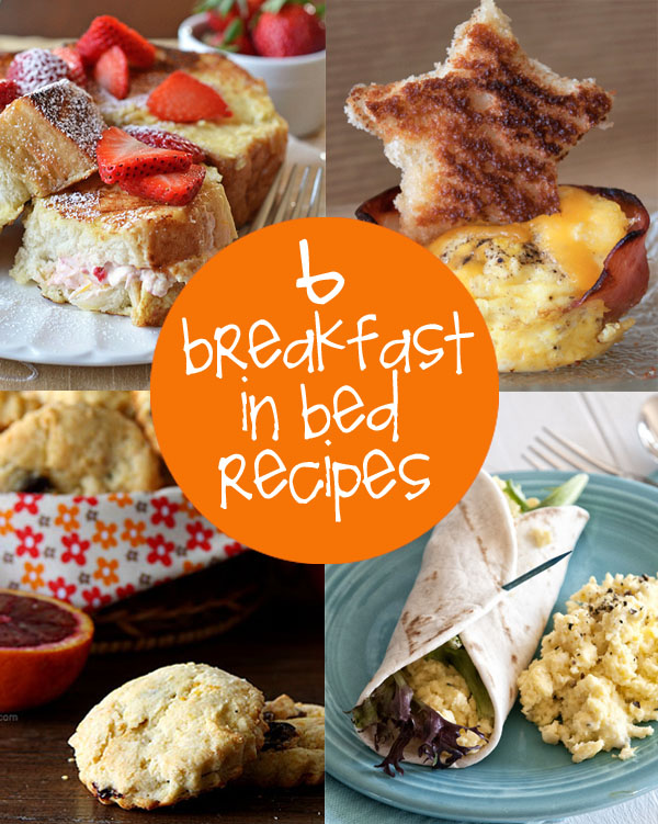 Yummy breakfast recipes creative gift ideas news at for Easy breakfast in bed ideas