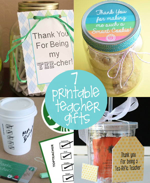 End of the Year Teacher Gift Ideas | creative gift ideas & news at ...