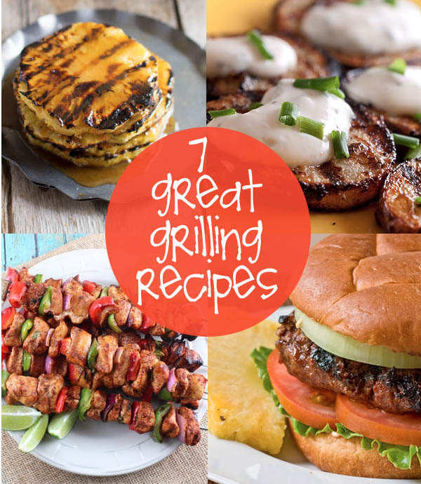 7 Tasty Grilling Recipes Creative Gift Ideas amp News At