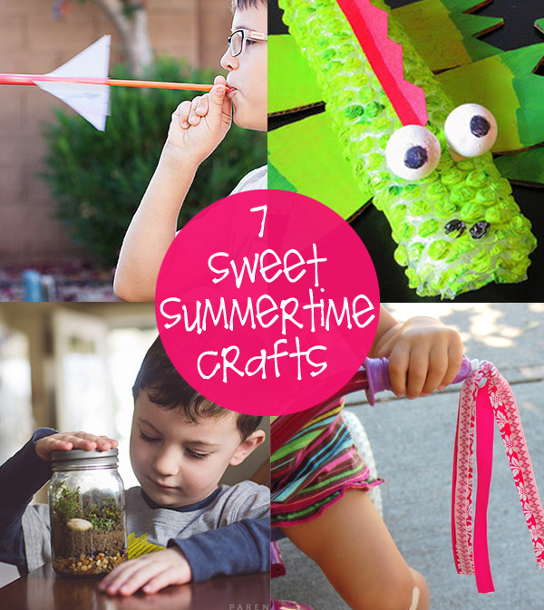 7 Cool Crafts For Kids Creative Gift Ideas News At Catching