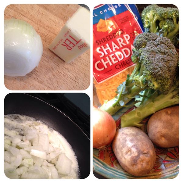 Potato, Broccoli and Cheese Soup Recipe | creative gift ideas & news ...