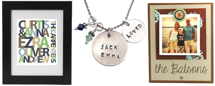 Personalized Gifts for Grandma and More | creative gift ideas ...