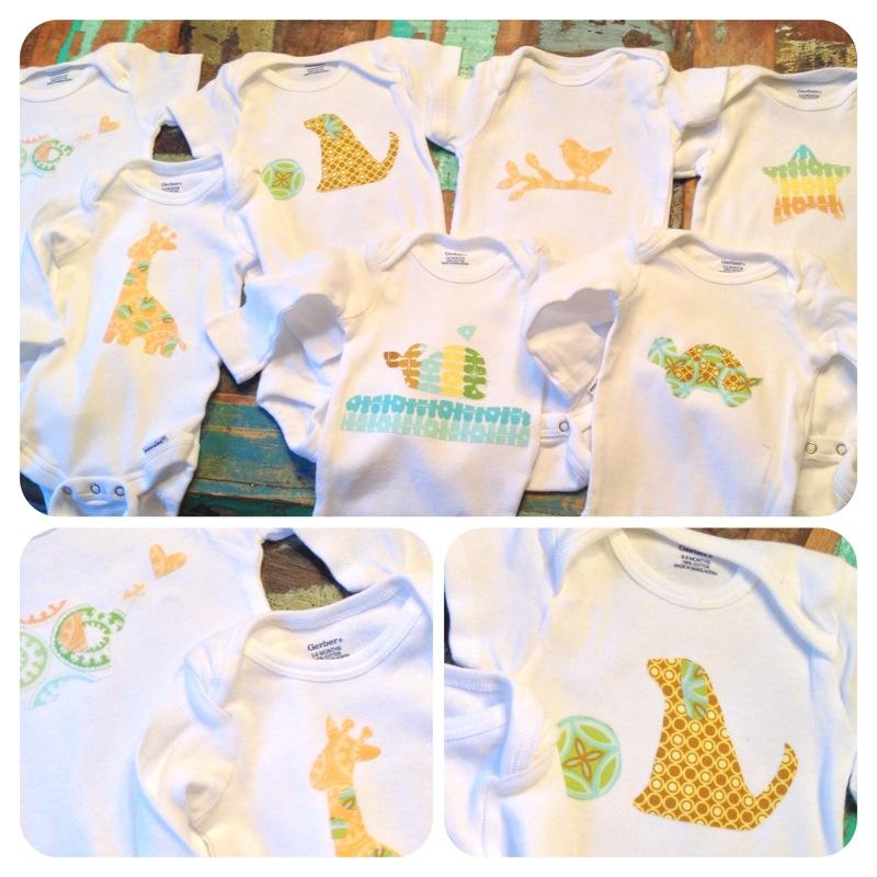 Onesie Baby Shower Creative Gift Ideas News At Catching