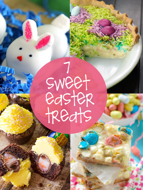 Sweet easter treats creative gift ideas news at catching fireflies easter treats negle Images