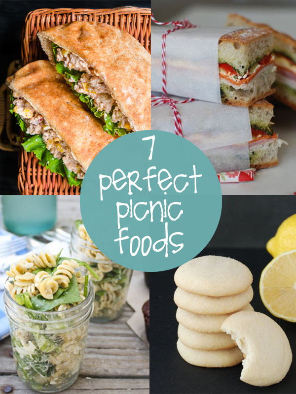 7 perfect picnic recipes creative gift ideas news at catching picnic foods forumfinder Choice Image
