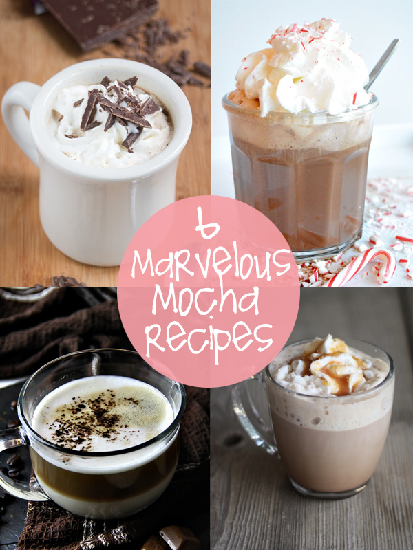 how to make a chocolate mocha latte at home