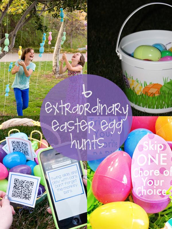 Unique easter egg hunt ideas creative gift ideas news at easter egg hunt ideas negle Choice Image