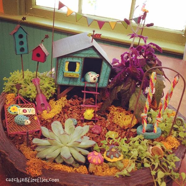 Fairy Garden Display Ideas Creative Gift Ideas Amp News At