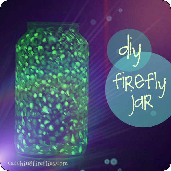 Diy Firefly Jars Creative Gift Ideas Amp News At Catching