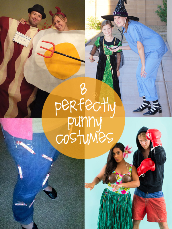 plenty of punny halloween costumes | creative gift ideas & news at ...