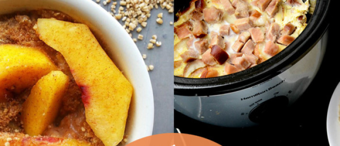 7 breakfast recipes for the crockpot