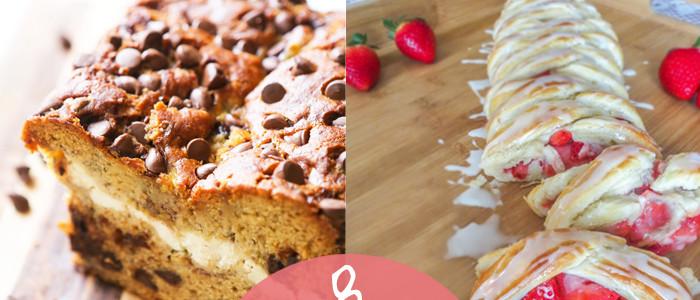 8 amazing sweet breakfast bakes