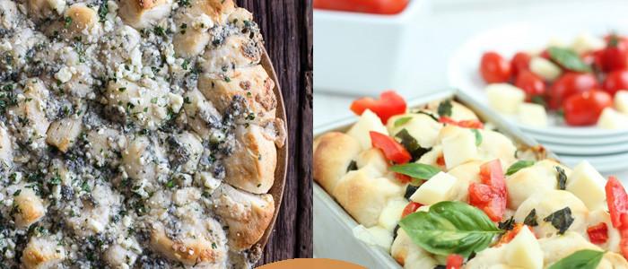 downright delicious pull-apart bread recipes