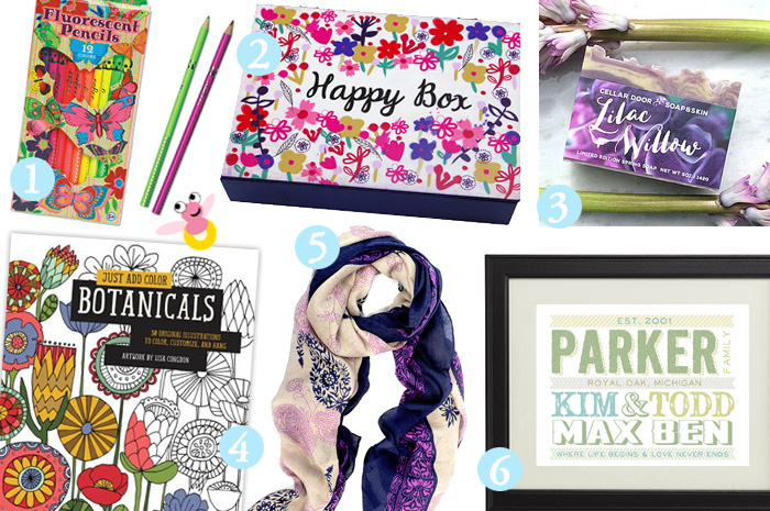 2016 mom 39 s day gift guide creative gift ideas news at for Gift ideas for mom who has everything