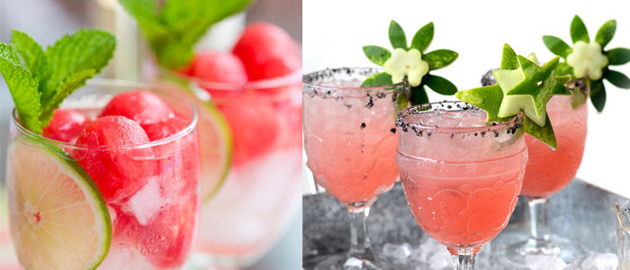 7 refreshing watermelon sips