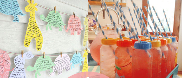 great groundwork for throwing the best baby shower