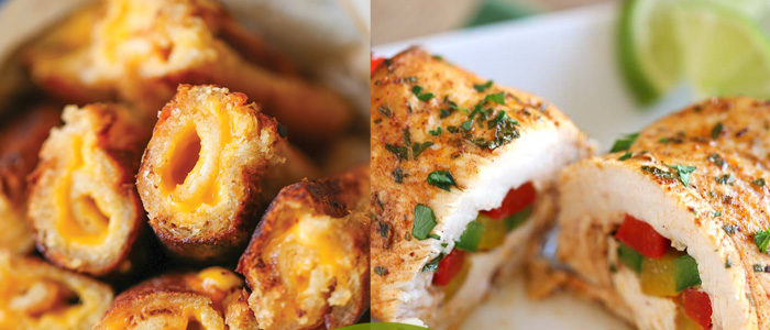 7 roll-up recipes that redefine dinnertime
