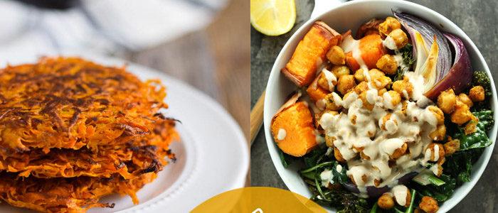 8 ways to serve the amazing sweet potato