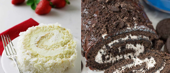 step up your baking game with a tasty roll cake recipe