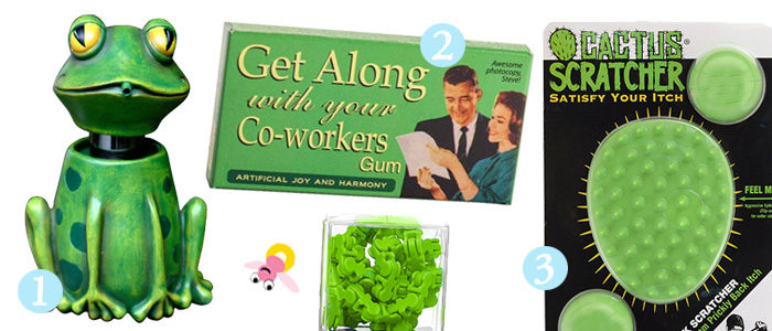 get your green on gift guide