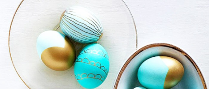 Whimsical Ways To Decorate Your Easter Eggs