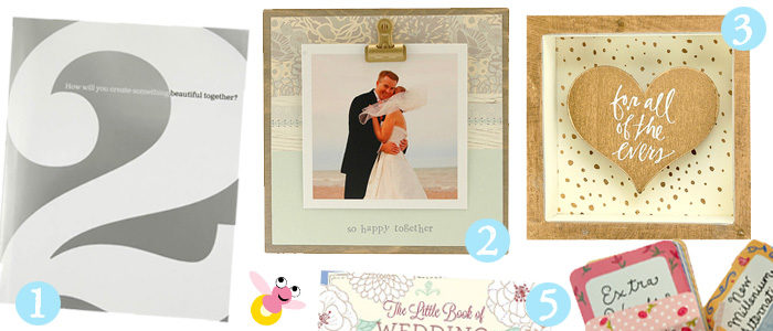 wedding day gift guide