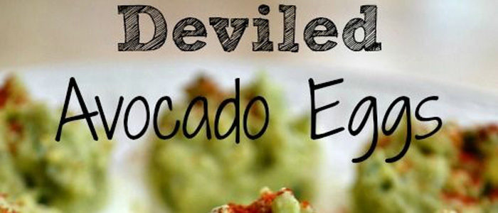 Over-The-Top Easy Deviled Eggs
